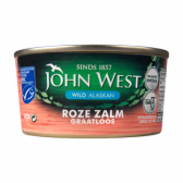 John West Graatloze wilde roze zalm uit Alaska