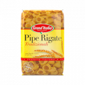 Grand'Italia Pipe rigate pasta tradizionali