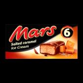 Mars Salted caramel ice cream
