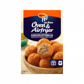 Mora Oven en airfryer rundvlees bitterballen (alleen beschikbaar binnen de EU)