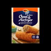 Mora Oven en airfryer rundvlees kroketten (alleen beschikbaar binnen de EU)