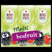 Roosvicee Multivit bosfruit voor kinderen 6-pack