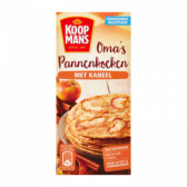 Koopmans Grandmothers pancakes with cinnamon