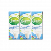 Campina Non perishable semi-skimmed milk 6-pack