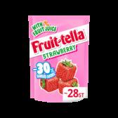 Fruitella Strawberry 30% minder suiker