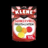 Klene Drop fruitmunten suikervrij