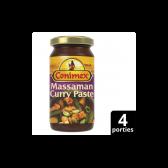 Conimex Massaman curry pasta