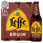 Leffe Bruin Belgian abbey beer