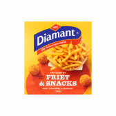 Diamant Fast frying vat fries and snacks 4-pack