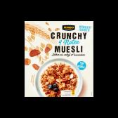 Jumbo Crunchy muesli 4 noten