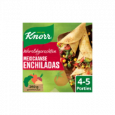 Knorr Mexican enchilada world dish