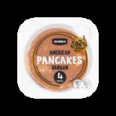 Jumbo American pancakes banaan (voor uw eigen risico)