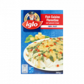 Iglo Florentine with spinach and cheese (only available within Europe)