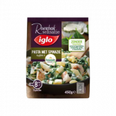Iglo Pasta with spinach, chicken filet and Boursin (only available within Europe)