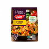 Iglo Chicken tandoori with vegetables (only available within Europe)