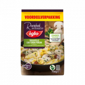 Iglo Tagliatelle con funghi porcini family pack (only available within Europe)