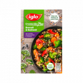 Iglo Broccoli and buckwheat with carrot, black beans and paprika (only available within Europe)