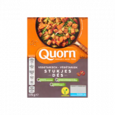 Quorn Vegetarian pieces (at your own risk, no refunds applicable)
