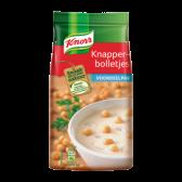 Knorr Knapperbollen soepcroutons groot