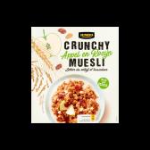 Jumbo Crunchy muesli appel rozijn