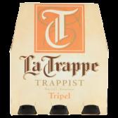 La Trappe Trappist tripel special beer