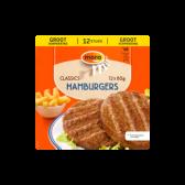 Mora Hamburgers familieverpakking (alleen beschikbaar binnen de EU)