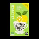 Clipper Biologische groene citroen thee
