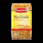 Grand'Italia Mini fusilli pasta tradizionali