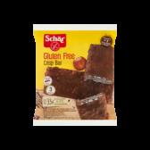 Schar Glutenvrije knapperige melkchocolade reep