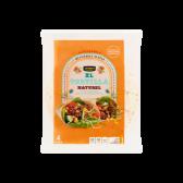 Jumbo Tortilla naturel XL klein