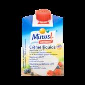 Minus L Lacto free non-perishable whipped cream