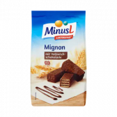 Minus L Lacto free milk chocolate mignon