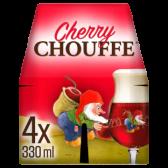 La Chouffe Cherry beer
