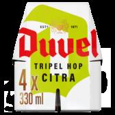 Duvel Citra beer