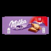 Milka Lu chocolate tablet