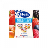 Hero Less sweet variation marmalade cups