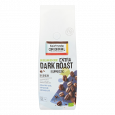 Fair Trade Original Organic extra dark roast espresso coffee beans