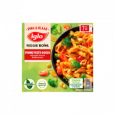 Iglo Veggie bowl penne pesto rosso (only available within Europe)