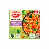 Iglo Veggie bowl green curry (only available within Europe)