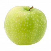 Jumbo Granny Smith apples (at your own risk)