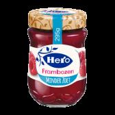 Hero Less sweet raspberry marmalade