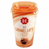 Douwe Egberts Caramel latte ice coffee (at your own risk)