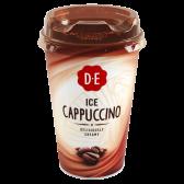 Douwe Egberts Ice cappuccino ijskoffie (voor uw eigen risico)