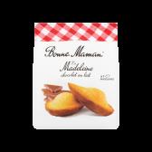 Bonne Maman La madeleine milk chocolate biscuits
