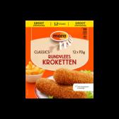 Mora Rundvlees kroketten familieverpakking (alleen beschikbaar binnen de EU)
