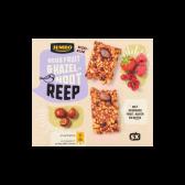 Jumbo Rood fruit & hazelnoot reep