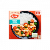 Iglo Thai curry with chicken filet and vegetables (only available within Europe)