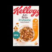 Kellogg's All bran prebiotic haver clusters