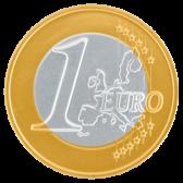 Jumbo Chocolade euromunt