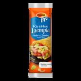 Mora Loempia kip en ham (alleen beschikbaar binnen de EU)